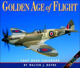 2007 Golden Age of Flight Box Calendar