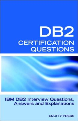 IBM DB2 Database Interview Questions