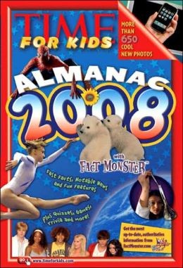 Time for Kids: Almanac 2008