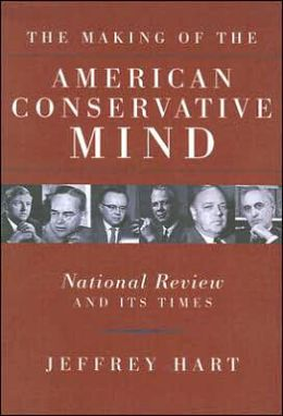 Making of America Conservative Mind: National Review and its Times