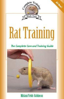 Rat Training: A Comprehensive Beginner's Guide