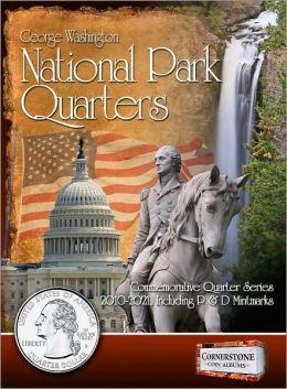 National Park Quarters Album, 2010-2021 P&D