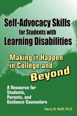 Self-Advocacy Skills for Students with Learning Disabilities