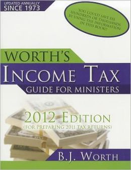 Worth's Income Tax Guide for Minister's