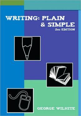 Writing: Plain & Simple