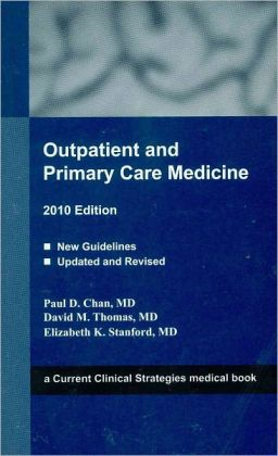 Outpatient and Primary Care Medicine 2010