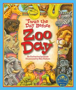 'Twas the Day Before Zoo Day