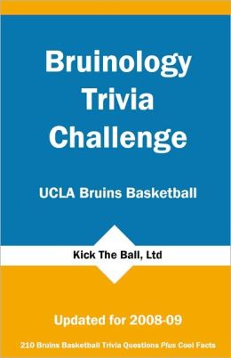 Bruinology Trivia Challenge: UCLA Bruins Basketball