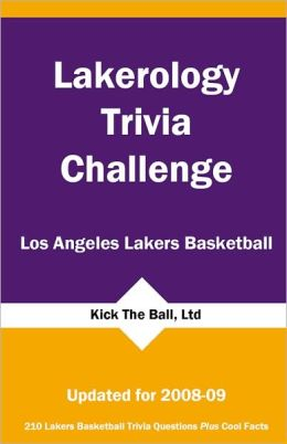 Lakerology Trivia Challenge