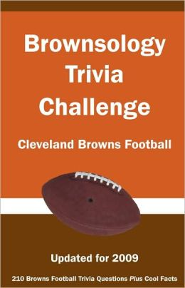Brownsology Trivia Challenge: Cleveland Browns Football