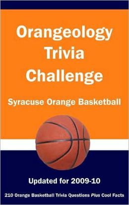 Orangeology Trivia Challenge: Syracuse Orange Basketball