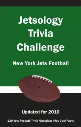 Jetsology Trivia Challenge: New York Jets Football