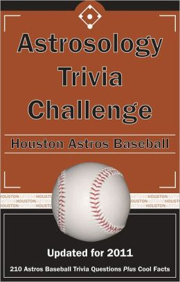 Astrosology Trivia Challenge: Houston Astros Baseball