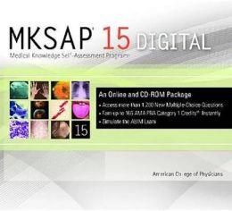 MKSAP 15 Digital (Single User)