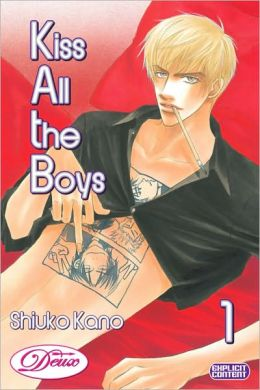Kiss All the Boys, Volume 1 (Yaoi)