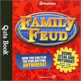Family Feud: Quiz Book