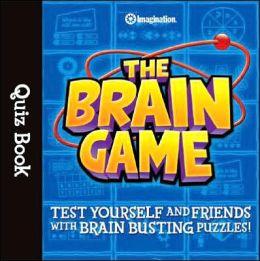 The Brain Game Quiz Book