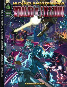 Mutants & Masterminds: Worlds of Freedom