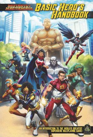 Mutants & Masterminds: Basic Hero's Handbook
