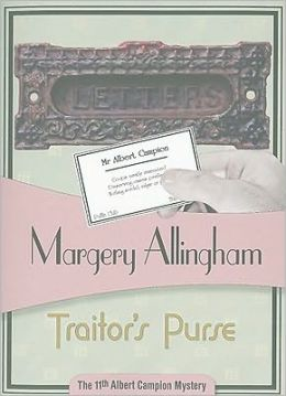 Traitor's Purse (Albert Campion Series #11)