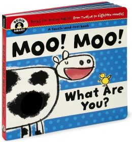 Moo! Moo! What Are You? (Begin Smart Series)