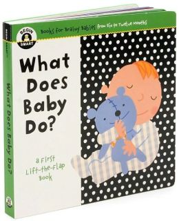 What Does Baby Do? (Begin Smart Series)