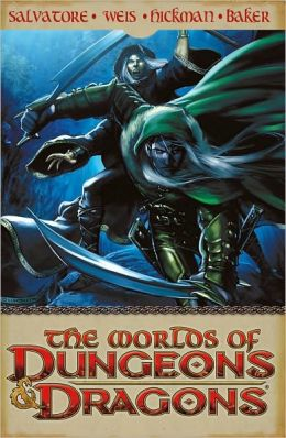 The Worlds of Dungeons and Dragons, Volume 1