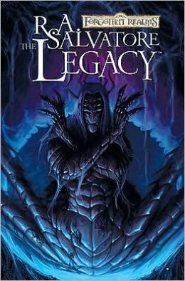 Forgotten Realms Dark Elf, Volume 7: The Legacy (Graphic Novel)