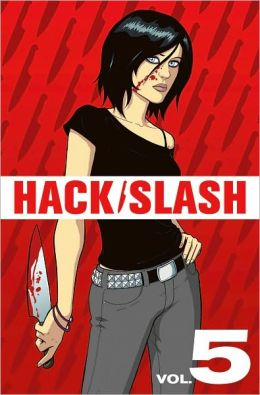 Hack/Slash, Volume 5: Reanimation Games
