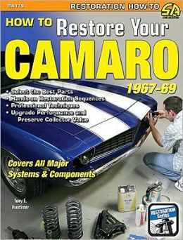 How to Restore Your Camaro 1967-1969