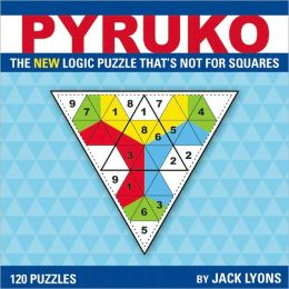 Pyruko: The New Logic Puzzle That's Not for Squares