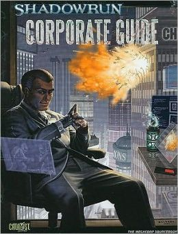 Shadowrun Corporate Guide