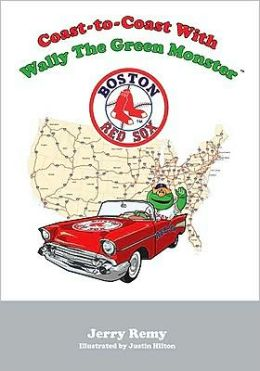 Coast to Coast with Wally the Green Monster!