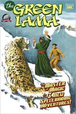 The Green Lama - Volume One