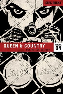 Queen and Country: The Definitive Edition, Volume 4