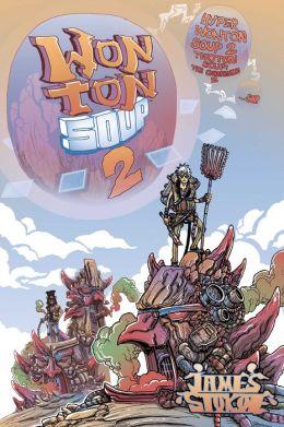 Wonton Soup, Volume 2