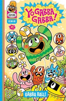 Yo Gabba Gabba: Gabba Ball