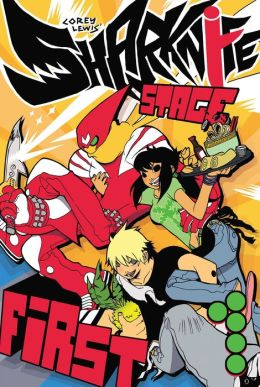 Sharknife, Volume 1: Stage First