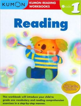 Kumon Reading Workbooks: Grade 1 Reading (Kumon Reading Workbooks Series)