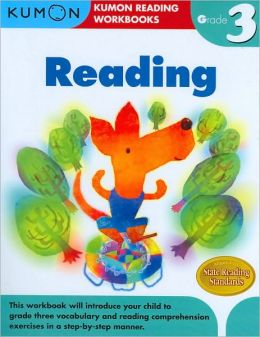 Kumon Reading Workbooks: Grade 3 Reading