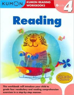 Kumon Reading Workbooks: Grade 4 Reading