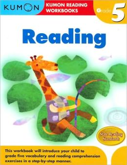 Kumon Reading Workbooks: Grade 5 Reading