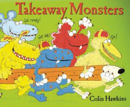 Takeaway Monsters