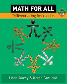 Math for All: Differentiating Instruction, Grades 66[