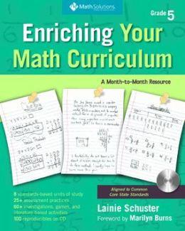 Enriching Your Math Curriculum: Grade 5