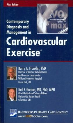 Contemporary Diagnosis and Management in Cardiovascular Exercise