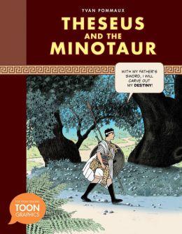Theseus and the Minotaur (Toon Series)