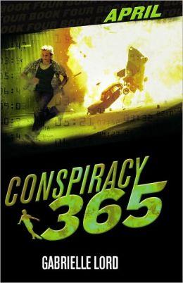 Conspiracy 365 - April