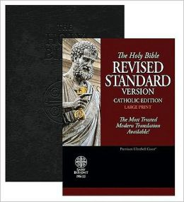 RSV Catholic Bible: Premium UltraSoft Black