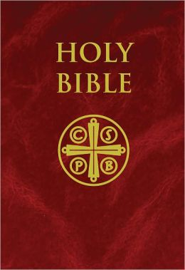 NABRE Burgundy Hardcover Bible